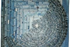 """Seinatekstiil """"Vastasseis"""" 2012"""